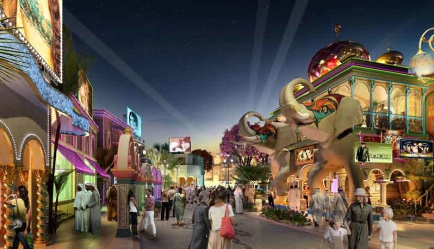 Best dubai parks and resorts