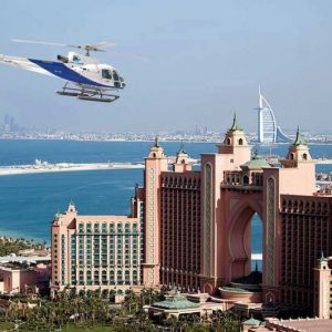 15 minutes luxury helicopter tour