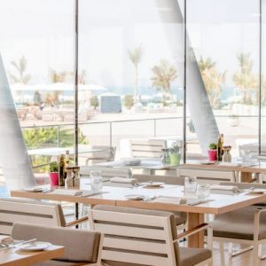 Buffet Lunch in Bab Al Yam Restaurant