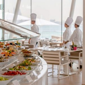 Buffet Dinner in Bab Al Yam Restaurant