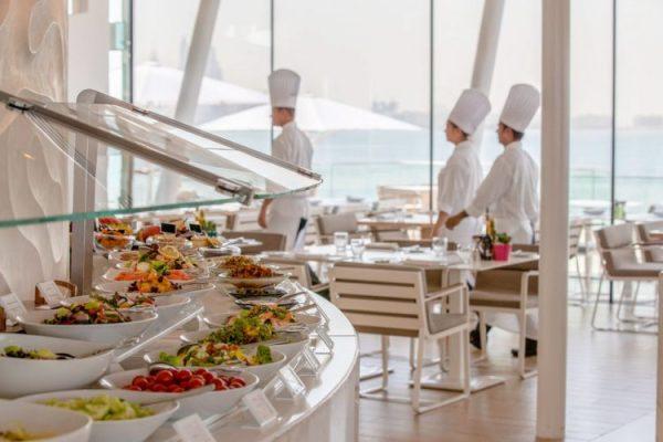 Buffet Dinner in Bab Al Yam Restaurant