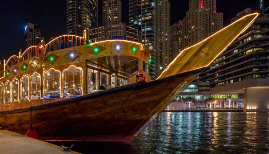 Cruise entertainment in dubai