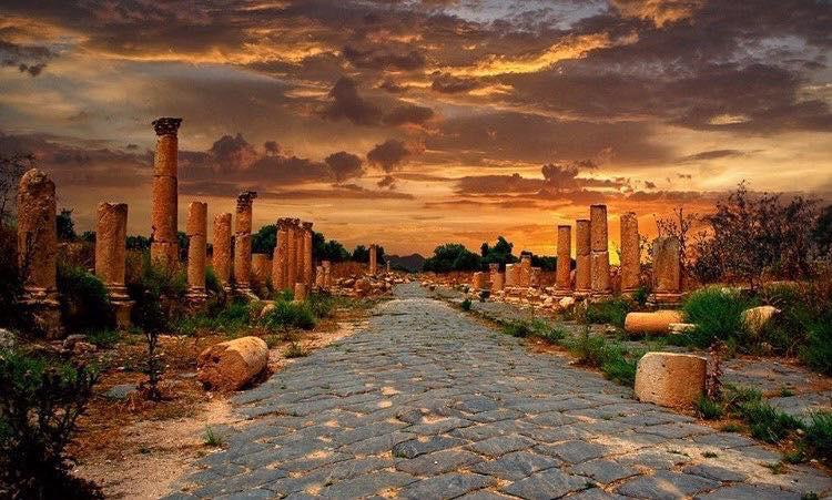 Day 2: Hotel in Amman - Amman City Tour - Jerash - Hammamat Ma'in Hotel (Breakfast Included )