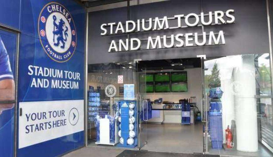 Chelsea football club tour