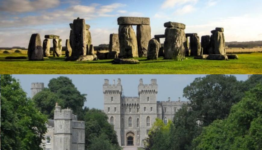 Windsor Castle & Bath Day Trip