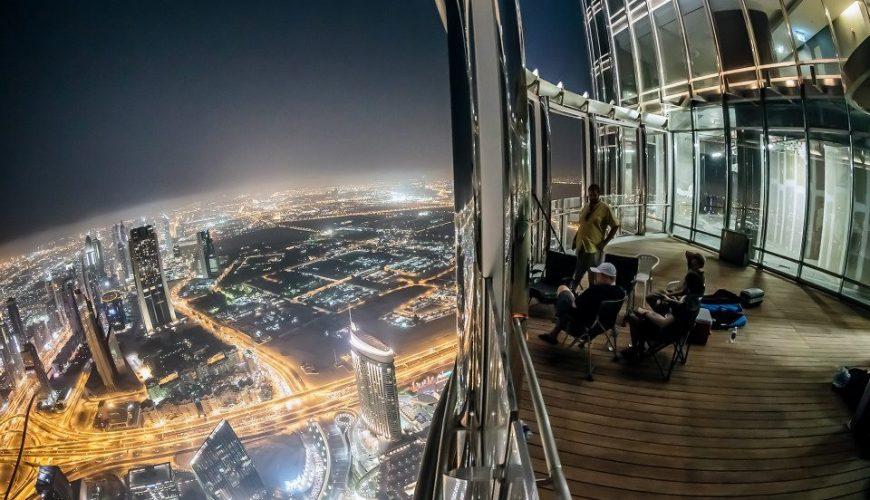 Dubai Burj Khalifa Tickets & Tour