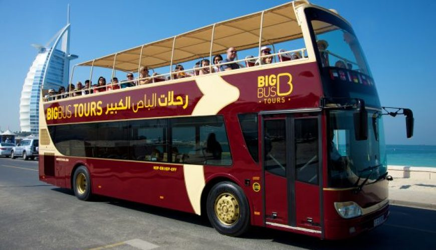 Dubai Big Bus Off Tours
