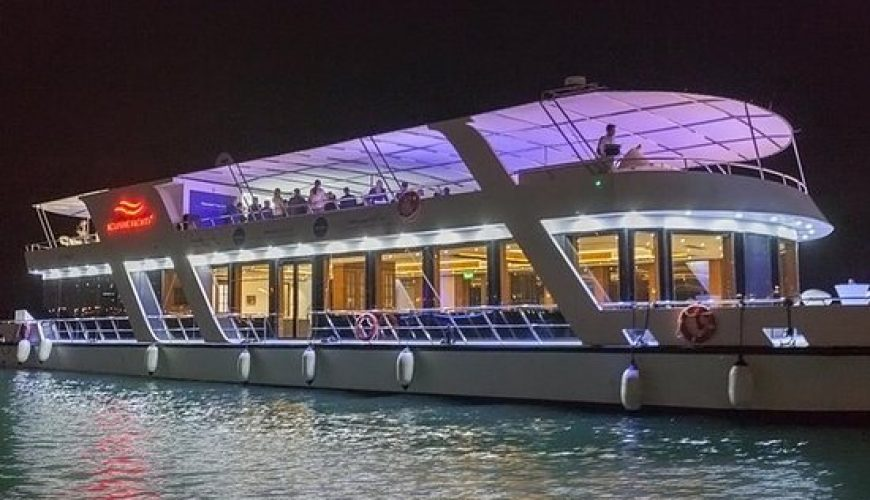 Dubai Marina Luxury Cruise